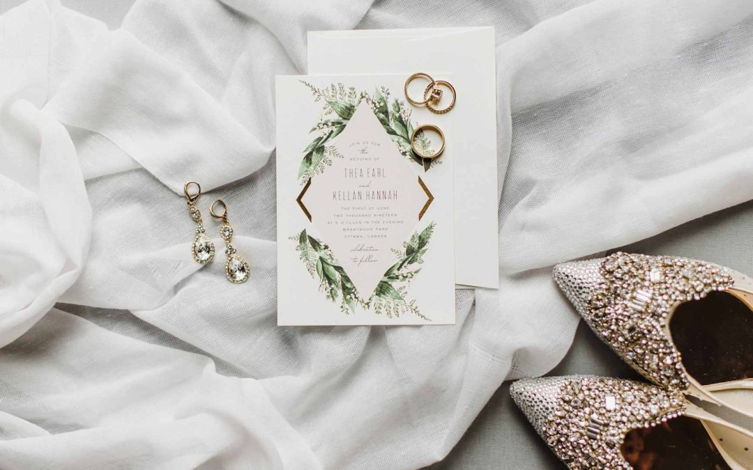 3 easy ways to capture all your wedding day details