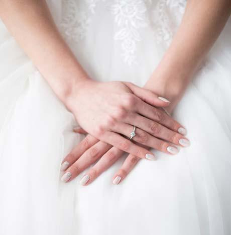 Wedding Dress and Ring Bride from Ottawa Wedding | AMBphoto