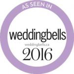 Erica Irwin Weddings and Events As Seen In Wedding Bells 2016 Fall-Winter Issue