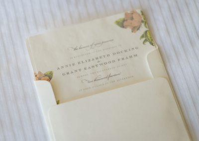 Invitation with blush peony | Minted Invitations | Union Eleven