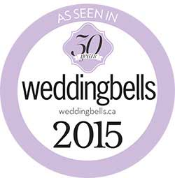 Erica Irwin Weddings and Events As Seen In Wedding Bells 30th Anniversary Edition
