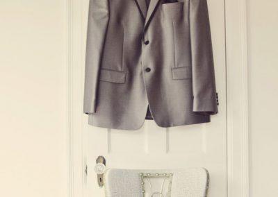 Grey and black vintage groom suit | Sala San Marco | Renaissance Studios