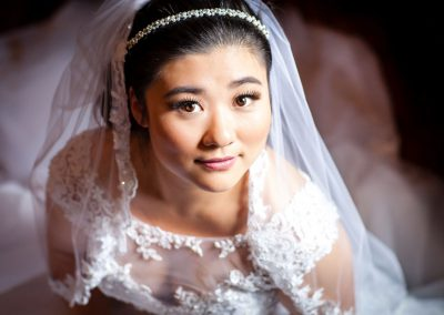 Beautiful Asian Bride | Stonefields Heritage Farm | Themotions Photography