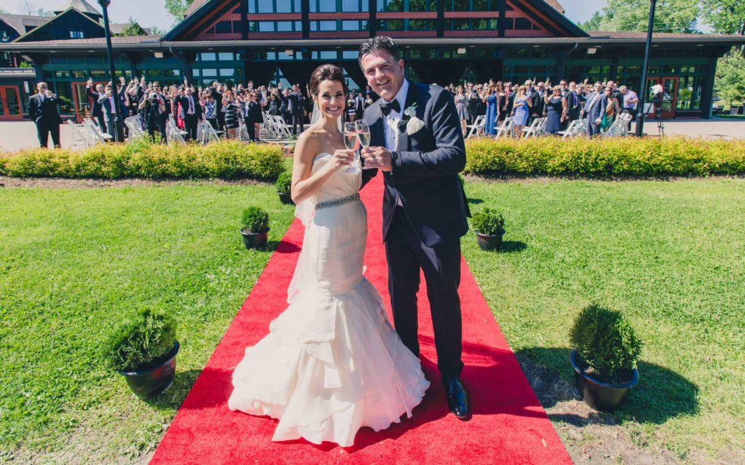 Ottawa Wedding | Jessica & Yanik – Chateau Montebello