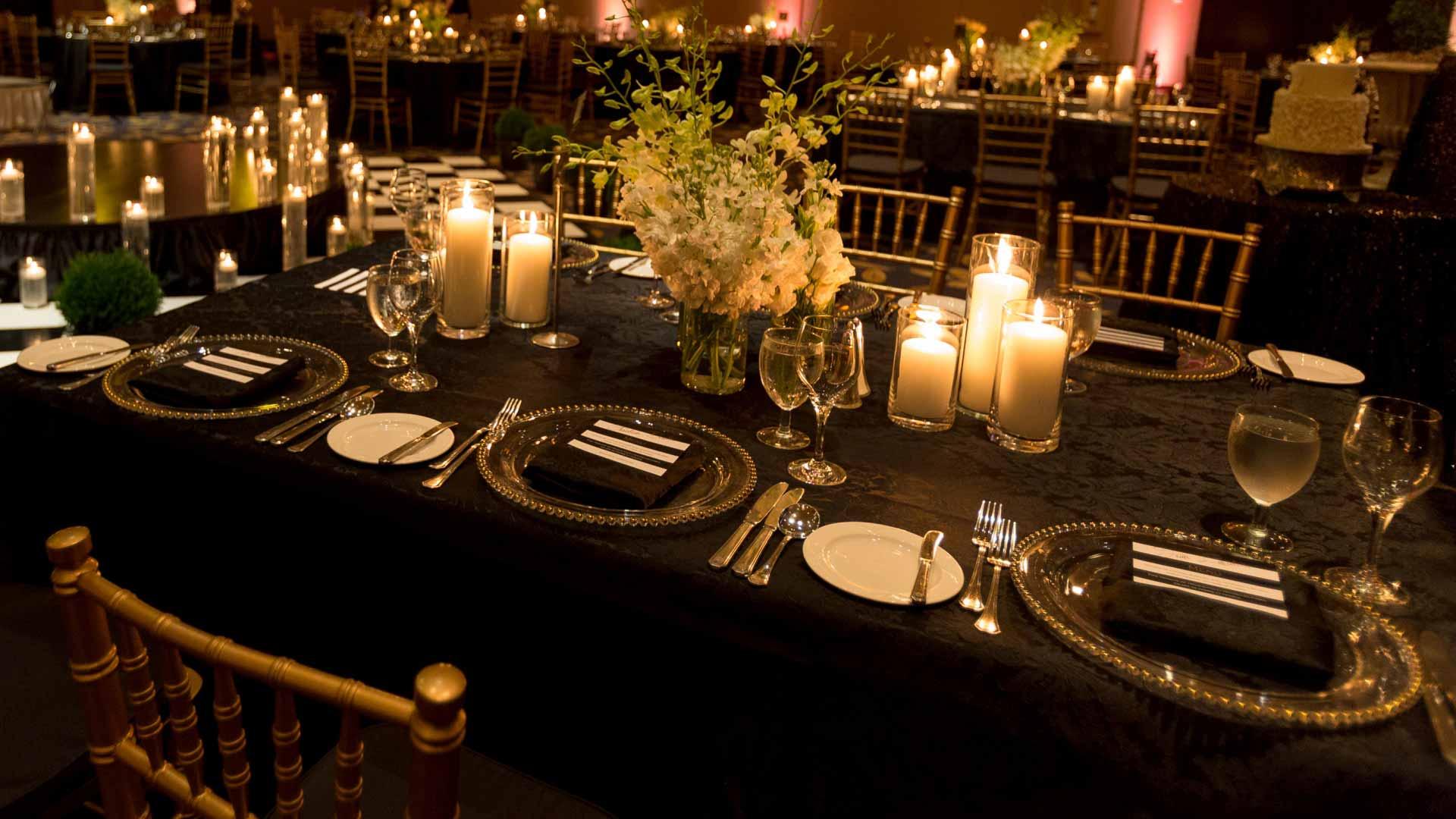 Black Cream and Gold Wedding | Fairmont Chateau Montebello | Urban Bent Studio