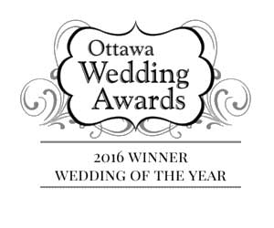 Erica Irwin wins 2016 Ottawa Wedding of the Year at The Canadian Museum of Nature