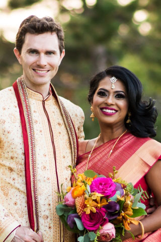 Beautiful Indian inspired Bride and Groom | Ottawa Hunt and Golf Club | Union Eleven Photographers